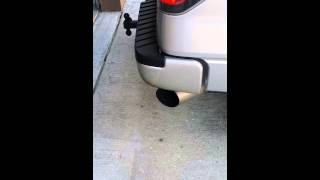 2012 Ford F150 ecoboost exhaust