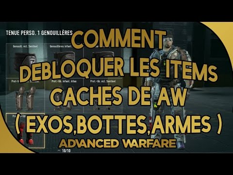 comment gagner equipement advanced warfare