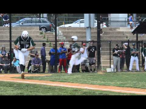 Baseball City Title Maret vs. Wilson 6/5/2013