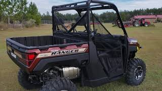 3. 2019 Polaris Ranger 1000 XP - 20th Anniversary Edition