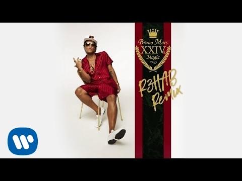 Bruno Mars - 24k Magic (R3Hab Remix) [Official Audio]
