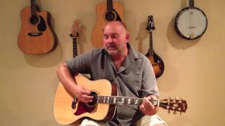 Download Lagu How to Play The Gambler - Kenny Rogers (cover) - Easy 3 Chord Tune Mp3
