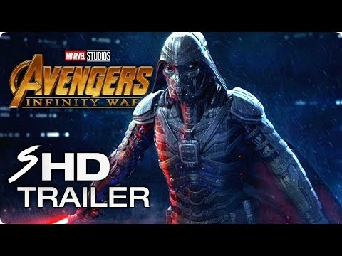 AVENGERS  INFINITY WAR   Revenge of the Sith Trailer – Avengers 3 Style Movie HD