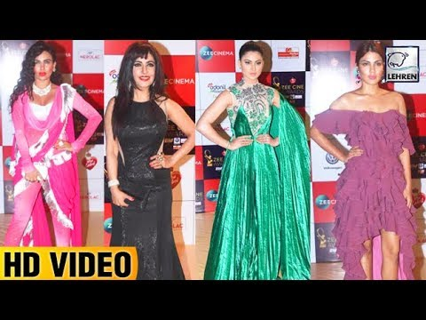 WORST Dressed Actresses At Zee Cine Awards 2018 Re