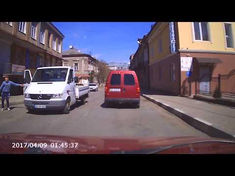 Авария в Бучаче