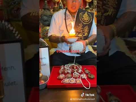 Thỉnh Bùa Yêu từ thầy bùa Thái Lan