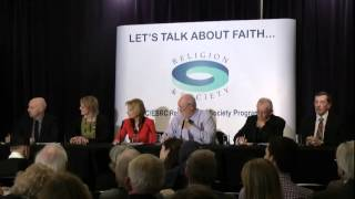 Westminster Faith Debate: What Role For Religious Organisations In An Era Of Shrinking Welfare?