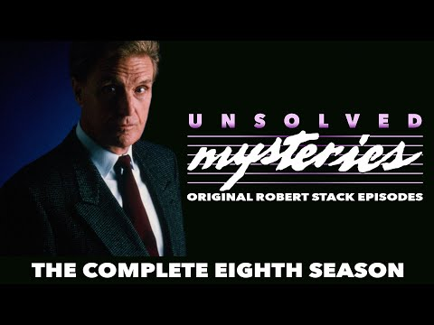 Unsolved Mysteries with Robert Stack - Season 8 Episode 1 - Full Episode
