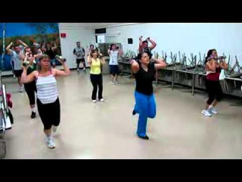 Baile aerobico para Principiantes: Musica Española