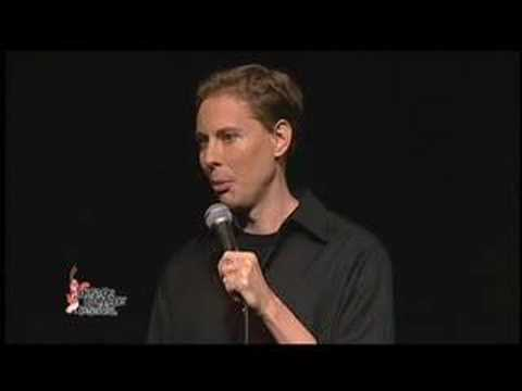 Ryan Hamilton at 2006 Boston Comedy & Movie Festival Finals