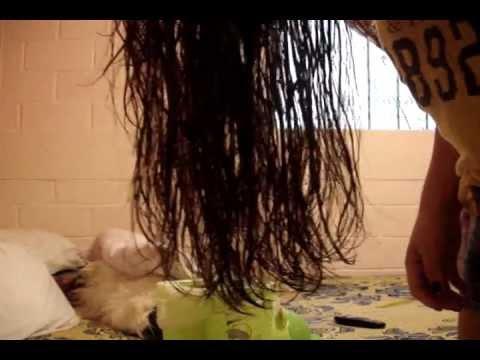 Como cortate el cabello tu misma
