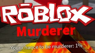 1% MURDERER - ROBLOX MURDER MYSTERY 2