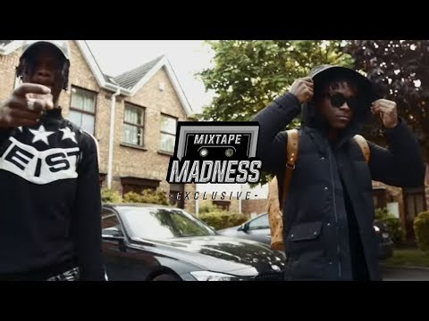 Reggie ft. Chuks – Heist (Music Video) | @MixtapeMadness