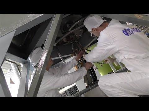 Нарадиохимическом заводе «Маяка» запущен стенд опытного удаляемого плавителя для остекловывания ВАО