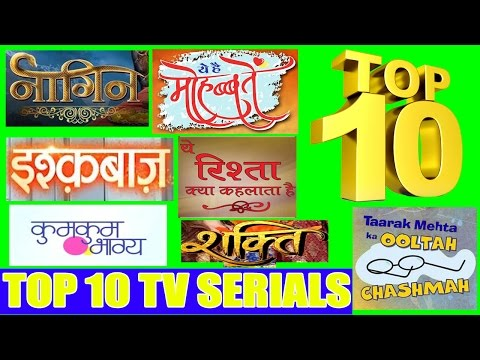 Video TOP 10 TV SERIALS BY TRP MARCH - 2017 [WEEK 9] download in MP3, 3GP, MP4, WEBM, AVI, FLV January 2017