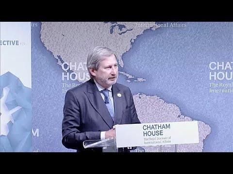 Χαν: «Αναδιάρθρωση» των ελληνοαλβανικών συνόρων