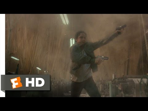 Wanted (9/11) Movie CLIP - Wesley's Rampage (2008) HD