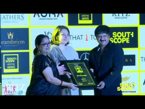 Amethyst wins the award for the Most Popular Hangout at the SouthScope Lifestyle Awards