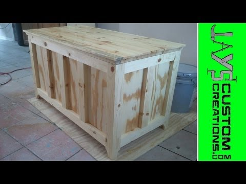 how to build a wooden cabinet from scratch
