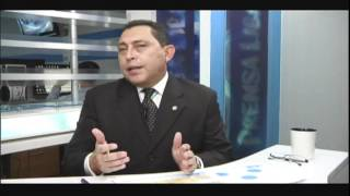 Diálogo Libre con Mauricio López Bonilla - martes 5 de junio de 2012