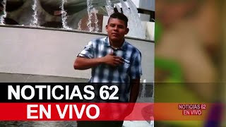Joven desaparecido – Noticias 62 - Thumbnail