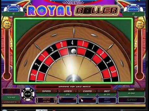 Royal Roller Video slot