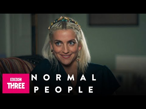 Connell & Marianne Are Offered A Threesome | Normal People Episode 6