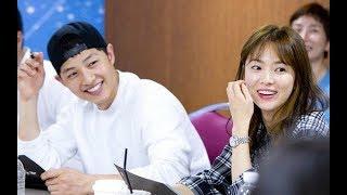 Download Video Video Hành trình tiến đến tình yêu của Song Joong Ki & Song Hye Kyo MP3 3GP MP4