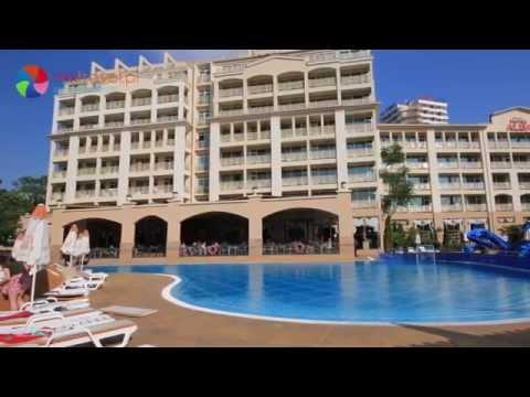 Hotel Alba - Słoneczny Brzeg - Bułgaria | Sunny Beach - Bulgaria | Foto-film | mixtravel.pl