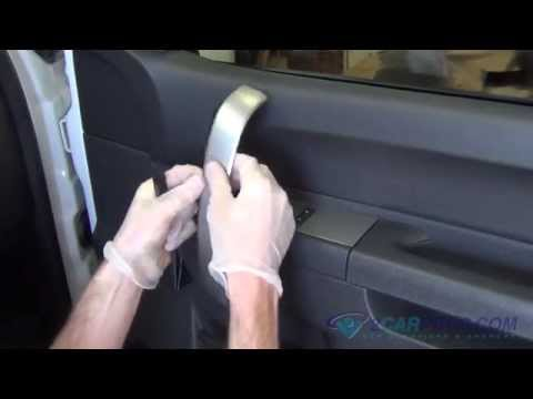 Front Door Panel Removal & Speaker Replacement 2007-2013 Chevrolet Silverado
