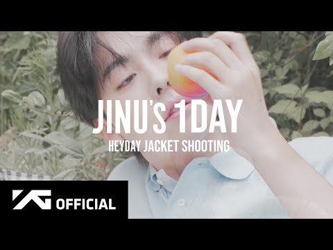 JINU - JINU's 1 DAY @'HEYDAY' JACKET SHOOTING