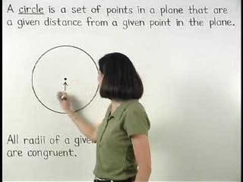 Find the Radius of a Circle Video