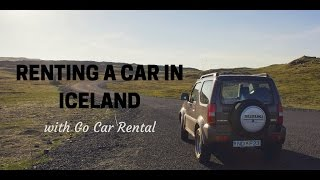 Two Weeks in Iceland with Go Car Rental
