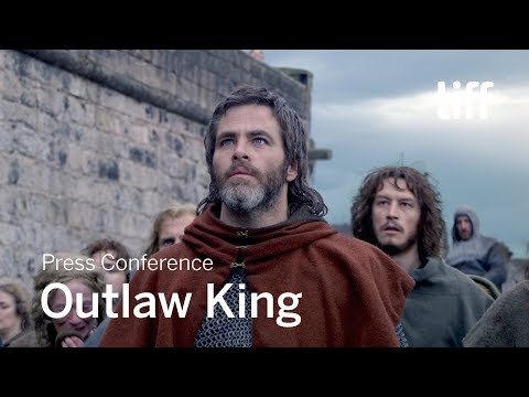 OUTLAW KING Press Conference | TIFF 2018