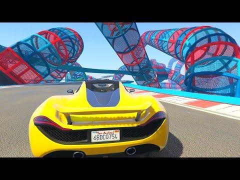 CRAZY TUBES! - GTA 5 Funny Moments #712