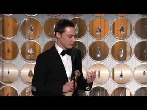 Golden Globe 2011 -- Jim Parson