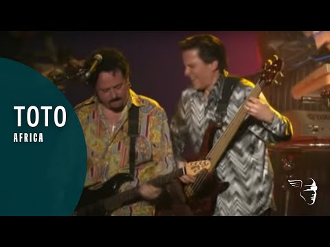Africa - For more info - http://www.eagle-rock.com/artist/88C97B/Toto http://smarturl.it/TotoLiveAmsterdamdvd Toto were formed in LA in the late 70's by a group of fr...