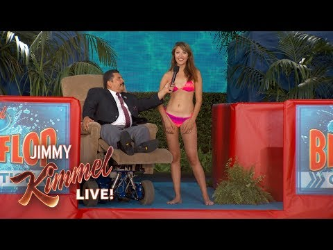 Jimmy Kimmel s 12th Annual Belly Flop Competition
