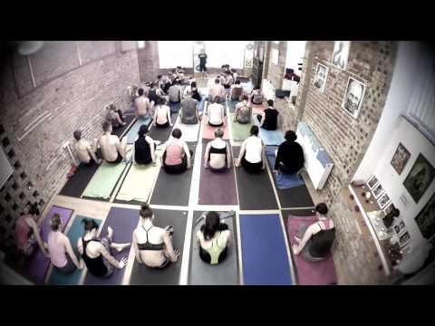 David Robson Ashtanga Yoga Workshop   Bandha Works