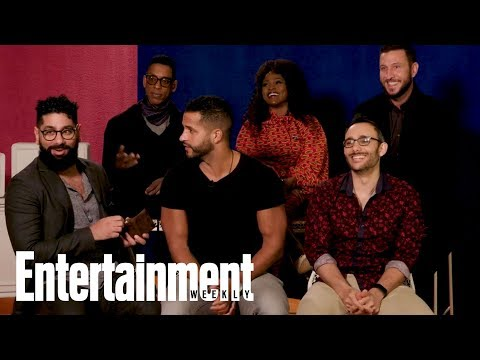 The Cast Of 'American Gods' Is Happy To Be Back For Season 2   Entertainment Weekly
