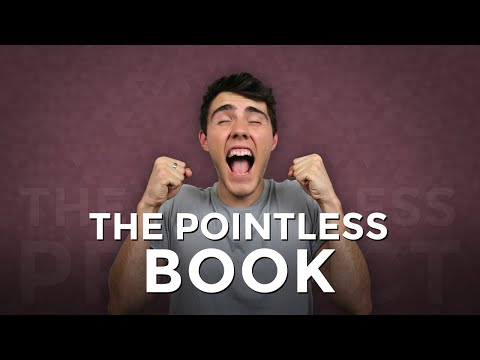 book - The Pointless Book!! • Pre-Order It: http://bit.ly/ThePointlessBook • Tweet Using: #ThePointlessBook • Click Thumbs Up! -----------------------------------------------------------...