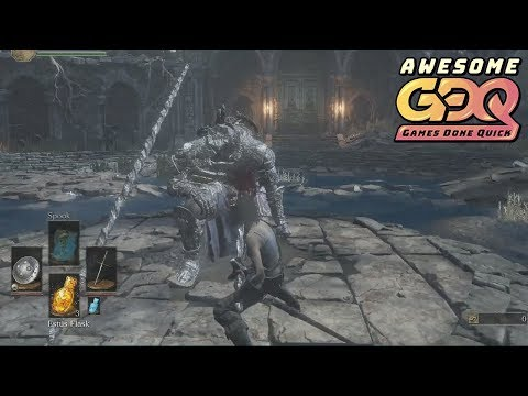 Dark Souls III by spacey1 in 1:39:37 - AGDQ2019