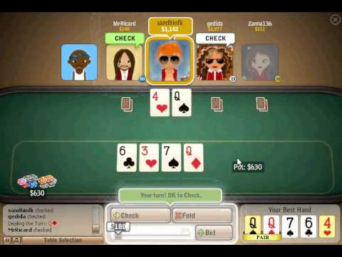 Miniclips poker games