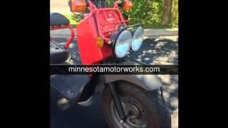 10. 2003 Honda Ruckus  Used Motorcycles - Blaine,Minnesota - 2014-03-11