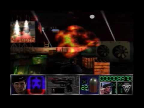 demolition man 3do walkthrough