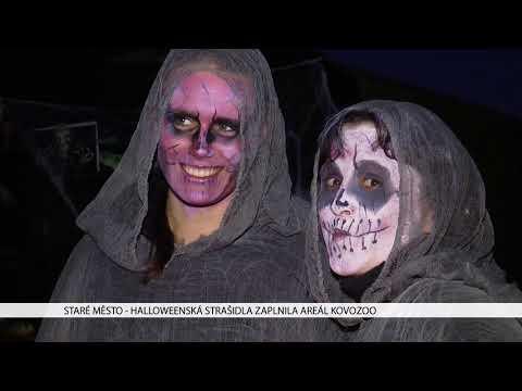 TVS: Staré Město - Halloween v Kovozoo
