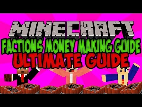 Minecraft How To Make Money In Factions Fast Ultimate Guide