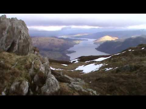 Ullswater/Patterdale Valley   Glenridding to Sheffield Pike round | cumbria  Walks