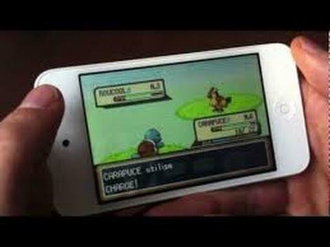 comment avoir pokemon sur iphone sans jailbreak