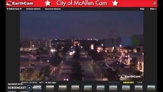 Mcallen (TX) United States  City new picture : McALLEN(TX), 3-14-16:THE GREETING OF THE UFO